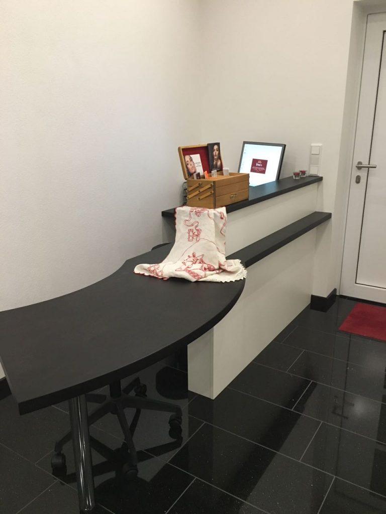 Atelier - Eingangsbereich